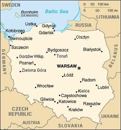 Poland, its neighbors,