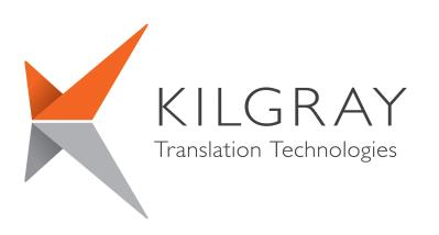 2 2004-2013 Kilgray Translation Technologies Wszelkie