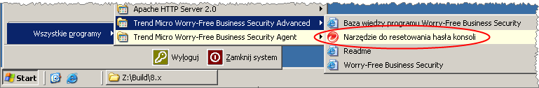 Podręcznik administratora programu Worry-Free Business Security 8.0 https://192.168.0.10:4343/smb http://my-test-server:8059/smb http://192.168.0.10:8059/smb Porada W przypadku używania protokołu INNEGO niż SSL należy wpisać http zamiast https.