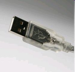 Interfejs USB Interfejs szeregowy Transfer USB 1.1: MB/s) 12 Mbit/s (1,5 USB 2.0: 480 Mbit/s (60 MB/s) USB 3.