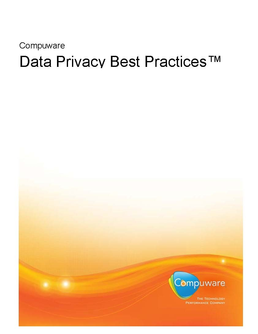 Data Privacy Best