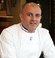 Chef Olivier Nasti, Meilleur Ouvrier de France 2007 The chef Cooking is his passion nourished by years of apprenticeship with Jean Schillinger in Colmar, with Olivier Roellinger in Cancale and then