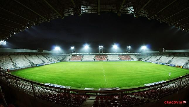 Project: Modernization of Cracovia Football Stadium Place: Kraków, Poland Period: 2010 Client: BUDUS SA Scope of works: Internal electrical