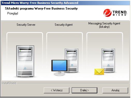 Trend Micro Worry-Free Business Security 7.
