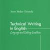 Technical writing in English.