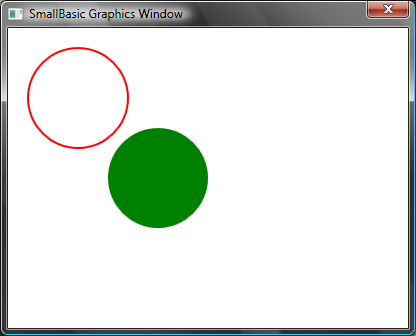 GraphicsWindow.PenColor = Red GraphicsWindow.