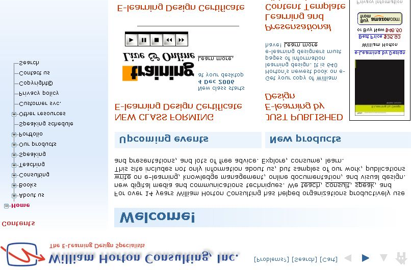 Workshop E-learning by design ( Projektowanie e-learningu ) http://www.trainingliveandonline.com/idi9.
