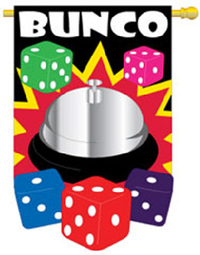 Anne Card and Bunco Party and Food Drive Ladies of St. Anne will host a Card and Bunco Party and a Food Drive on Wednesday, October 16 th at 11:30 a.m. at St. Ferdinand Convent located at 5936 W.