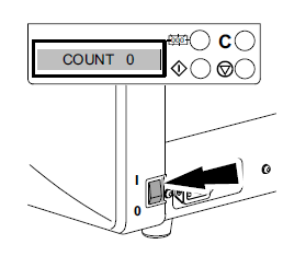 Turn the lower fold plate when folding single fold. Adjustement is not necessary Obróć dolną płytę przy pojedynczym falcowaniu.