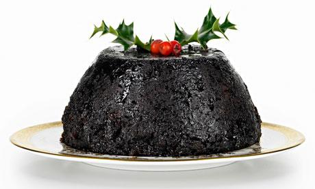 Christmas pudding is a type of pudding traditionally served on Christmas Day (December 25) as part of the Christmas dinner.