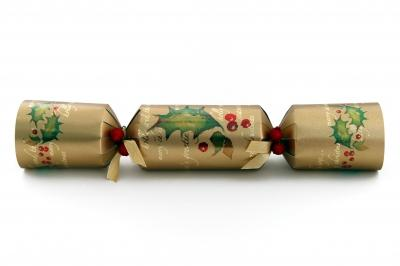 Christmas crackers, are part of Christmas celebrations primarily in the United Kingdom.