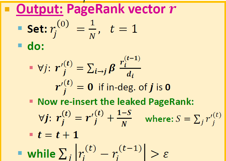 PageRank: