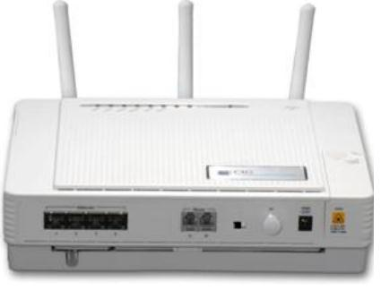 Gigabit ONT H645A Optical Network Units FE + VoIP ONT H640V GbE + VoIP ONT H645V GbE + VoIP + WiFi + Router Optional RF for CATV Key Features Interface 2 x 100/1000Base-T 1 x GPON (SC/APC) Function