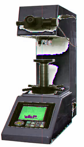 SHV-5000M Vickers Hardness Tester -Big LED Screen Instrument Features: 1.