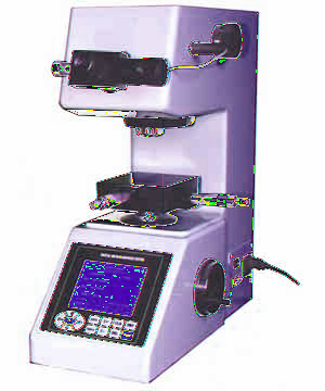 Digital Micro Vicker Hardness Tester (SMV-1000MZ/2000MZ) Specifications: HARDNESS TESTER Product Description: Micro Vickers Hardness Tester made with a unique and precision design in the field of