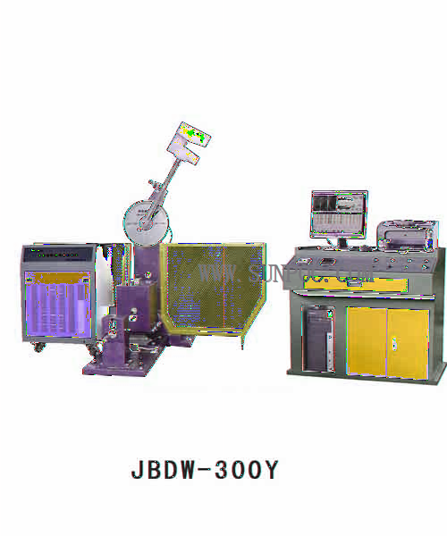 JBDW-300Y Computer Control Low Temperature Automatic Impact Tester The impact tester is used for testing the impact resistance of the metal material at a low temperature and dynamic load state so as