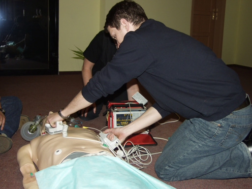 RESUSCITATION ALS Advanced Life Support Provide Course 58540 Karpacz ALS provider 800 zł/osoba Jeśli