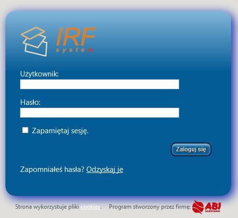 adres: http://irf-system.