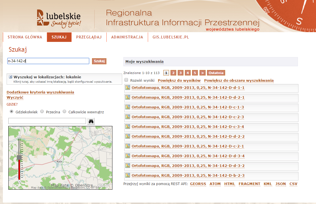 GIS.LUBELSKIE.