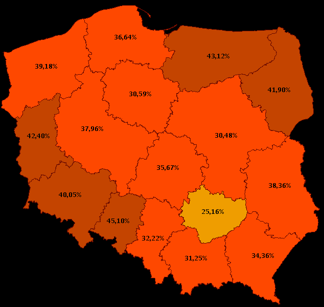 BREAST CANCER SCREENING IN POLAND 28 - LOGISTIC PROBLEM THE BREAST CANCER INCIDENCE AND MORTALITY TIME TRENDS, WOMEN AGED