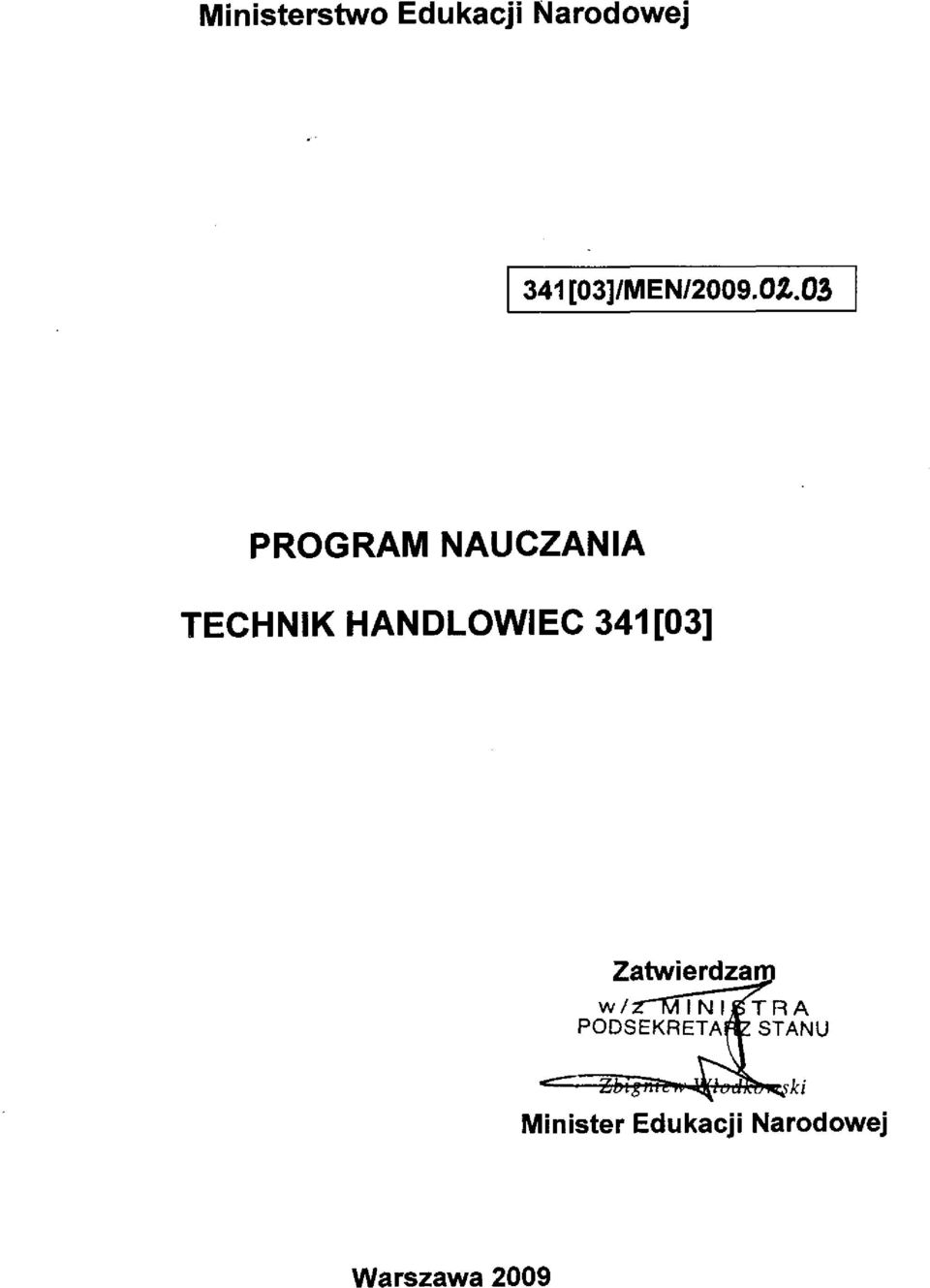 TECHNIK HANDLOWIEC 341 [03]