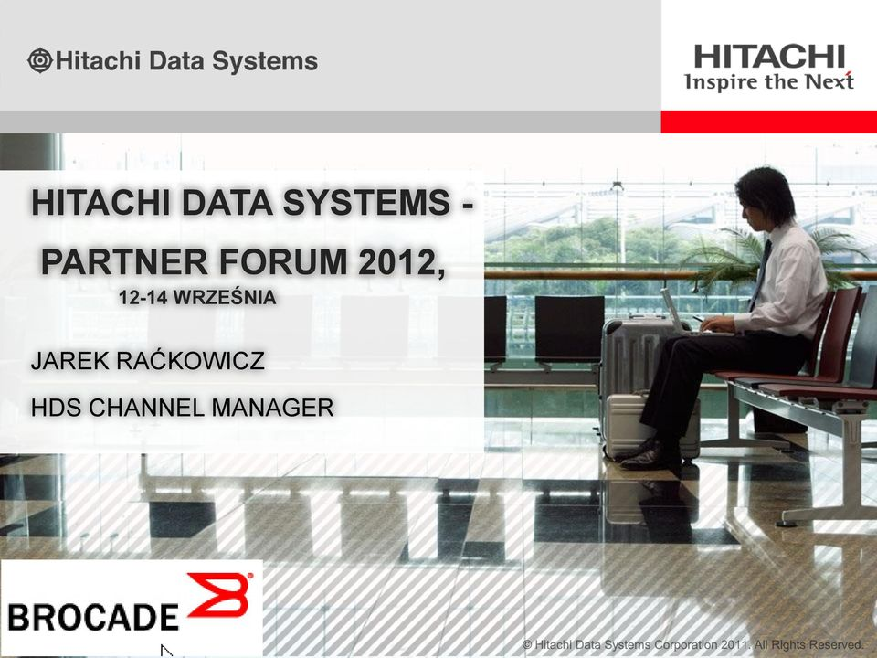 HDS CHANNEL MANAGER 1 Hitachi Data