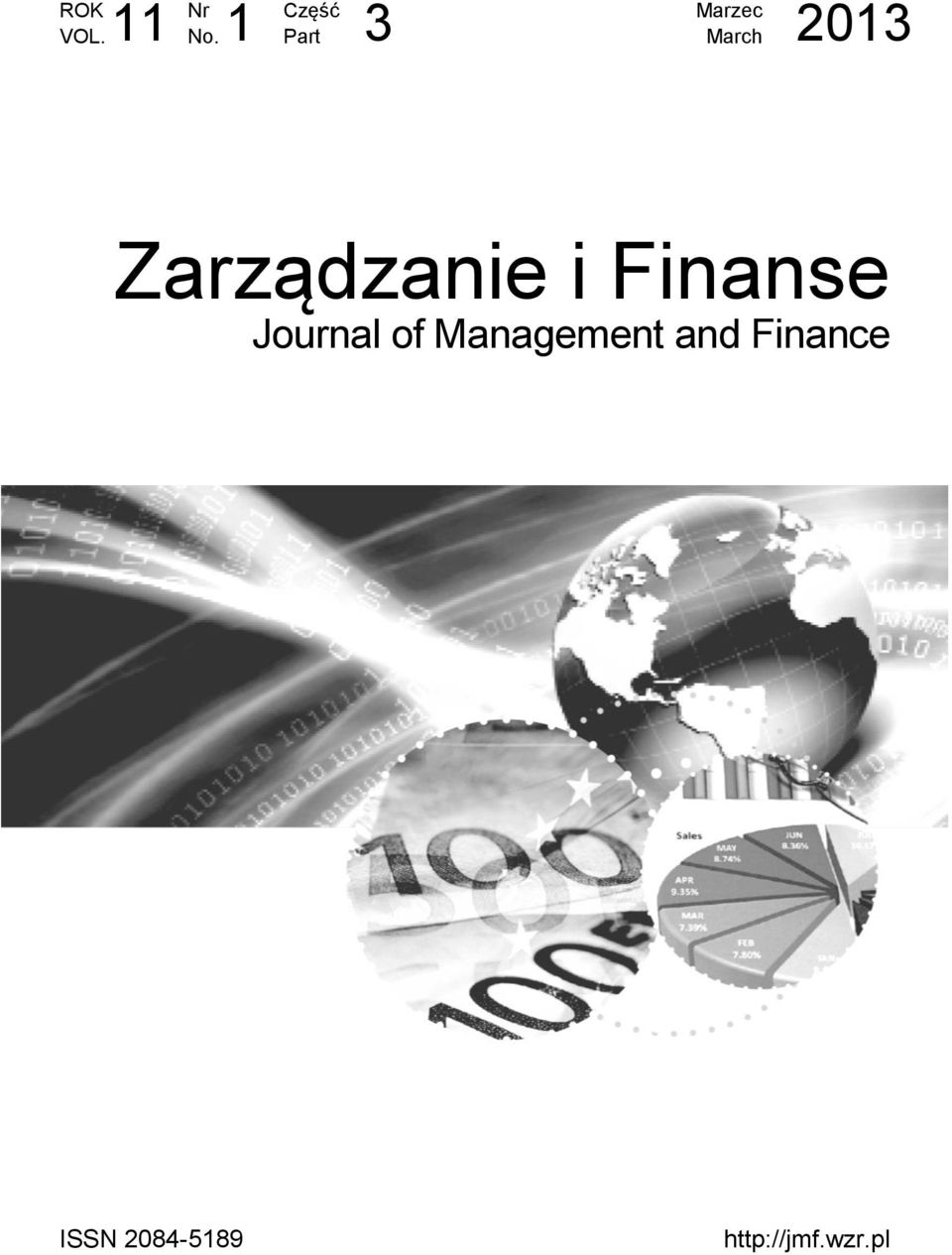 Finanse Journal of Management and