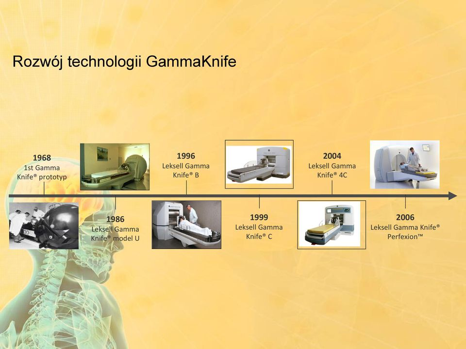 Gamma Knife model U Leksell Gamma Knife 4C 1999