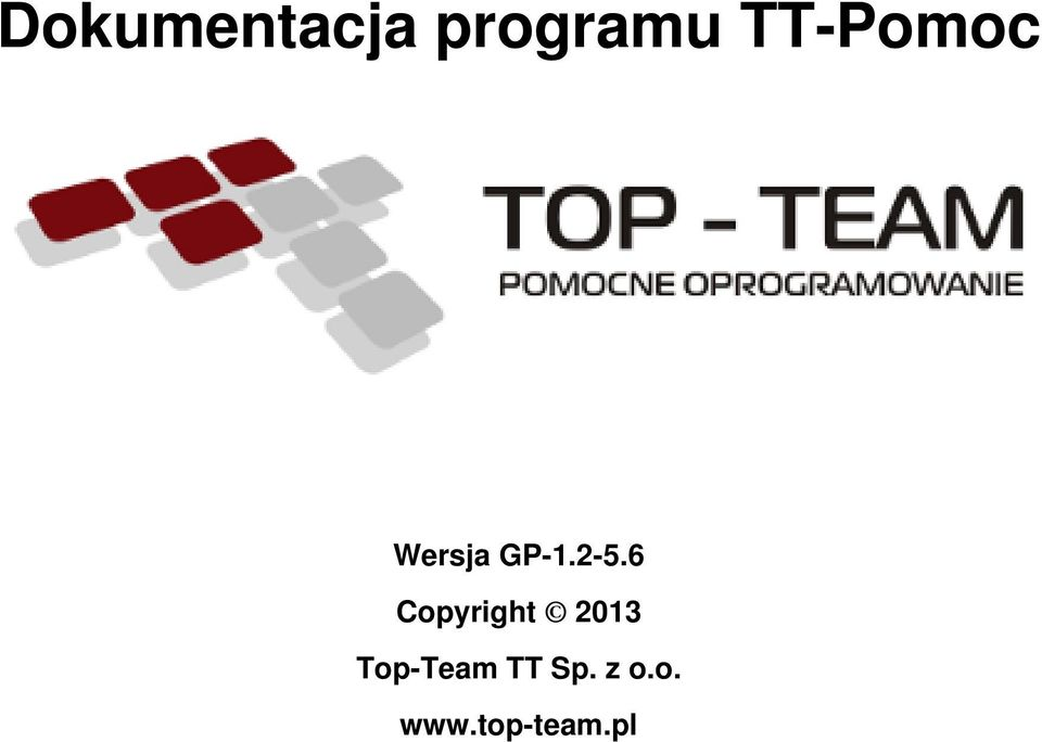 Top-Team TT Sp.