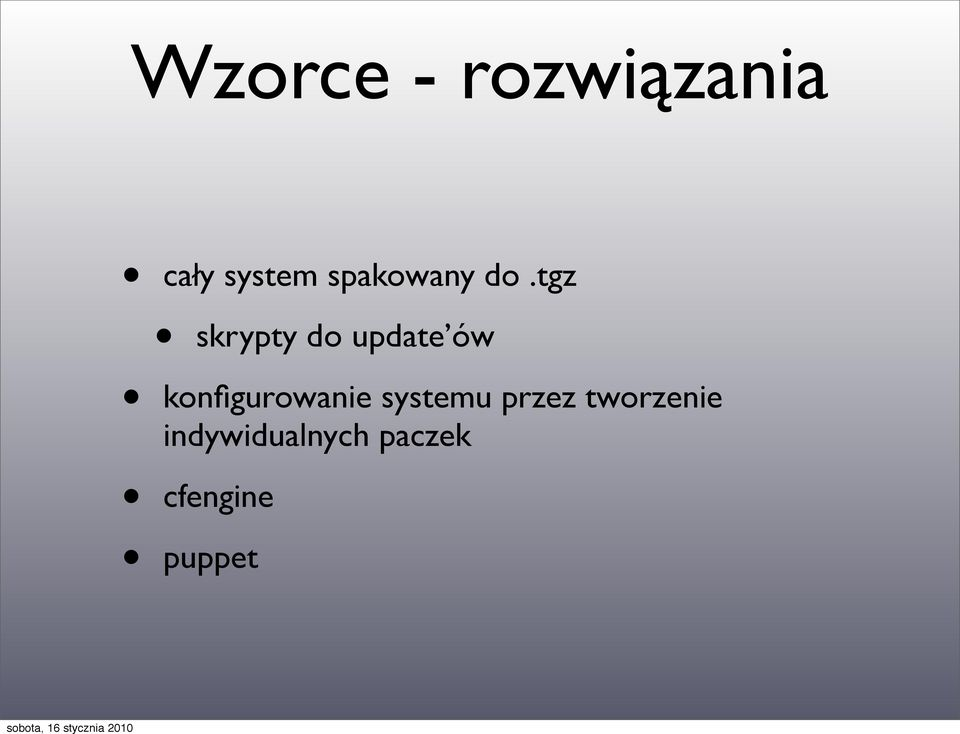 tgz skrypty do update ów