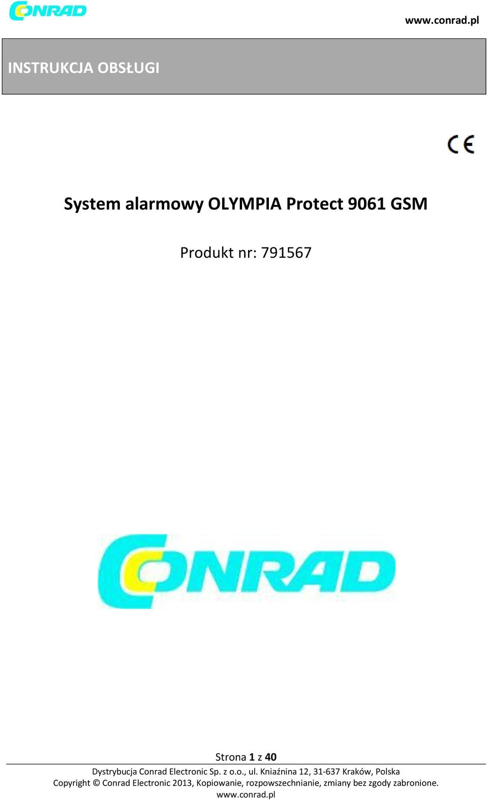 OLYMPIA Protect 9061