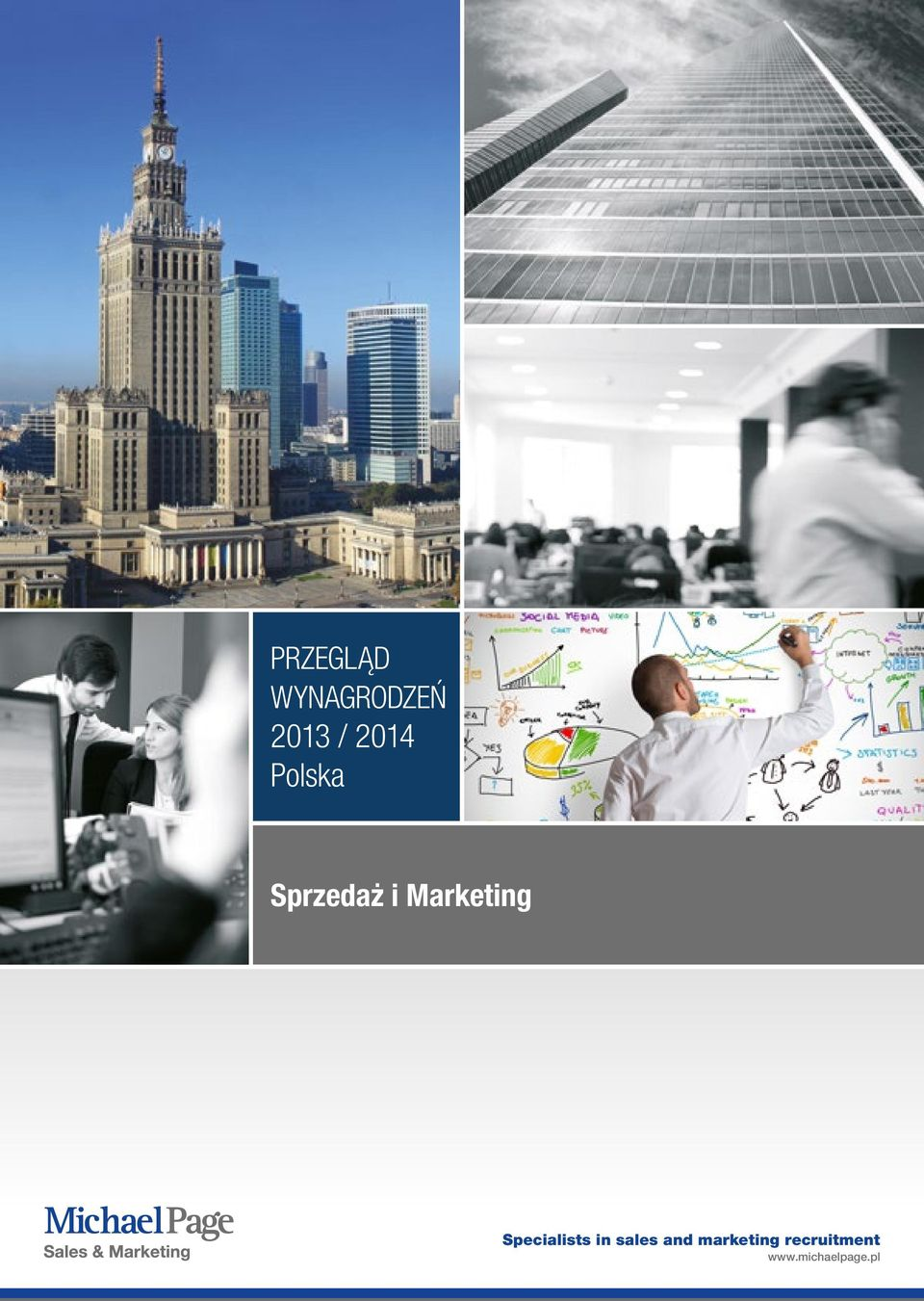 Marketing Specialists in sales