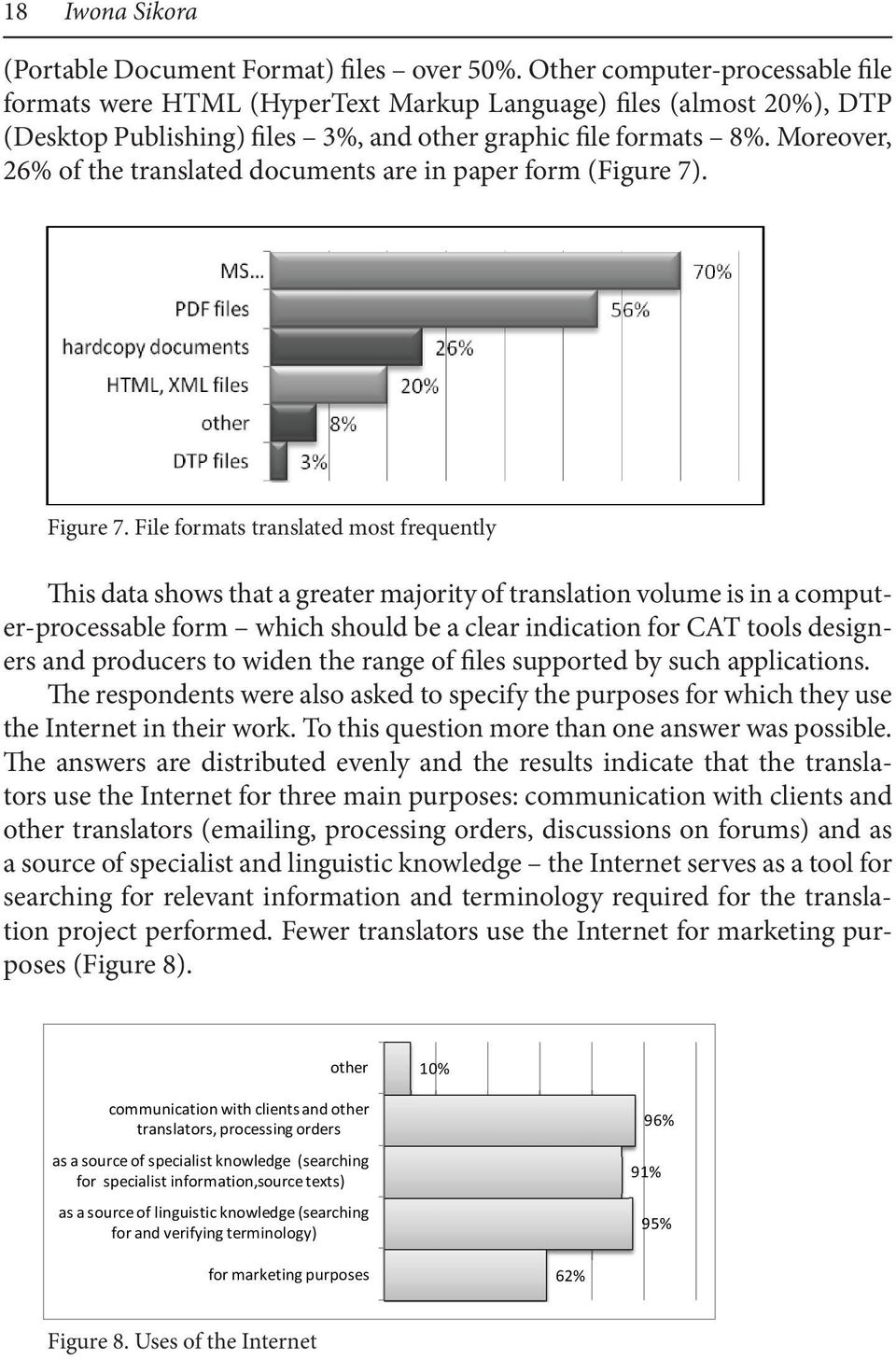 Moreover, 26% of the translated documents are in paper form (Figure 7). Figure 7.