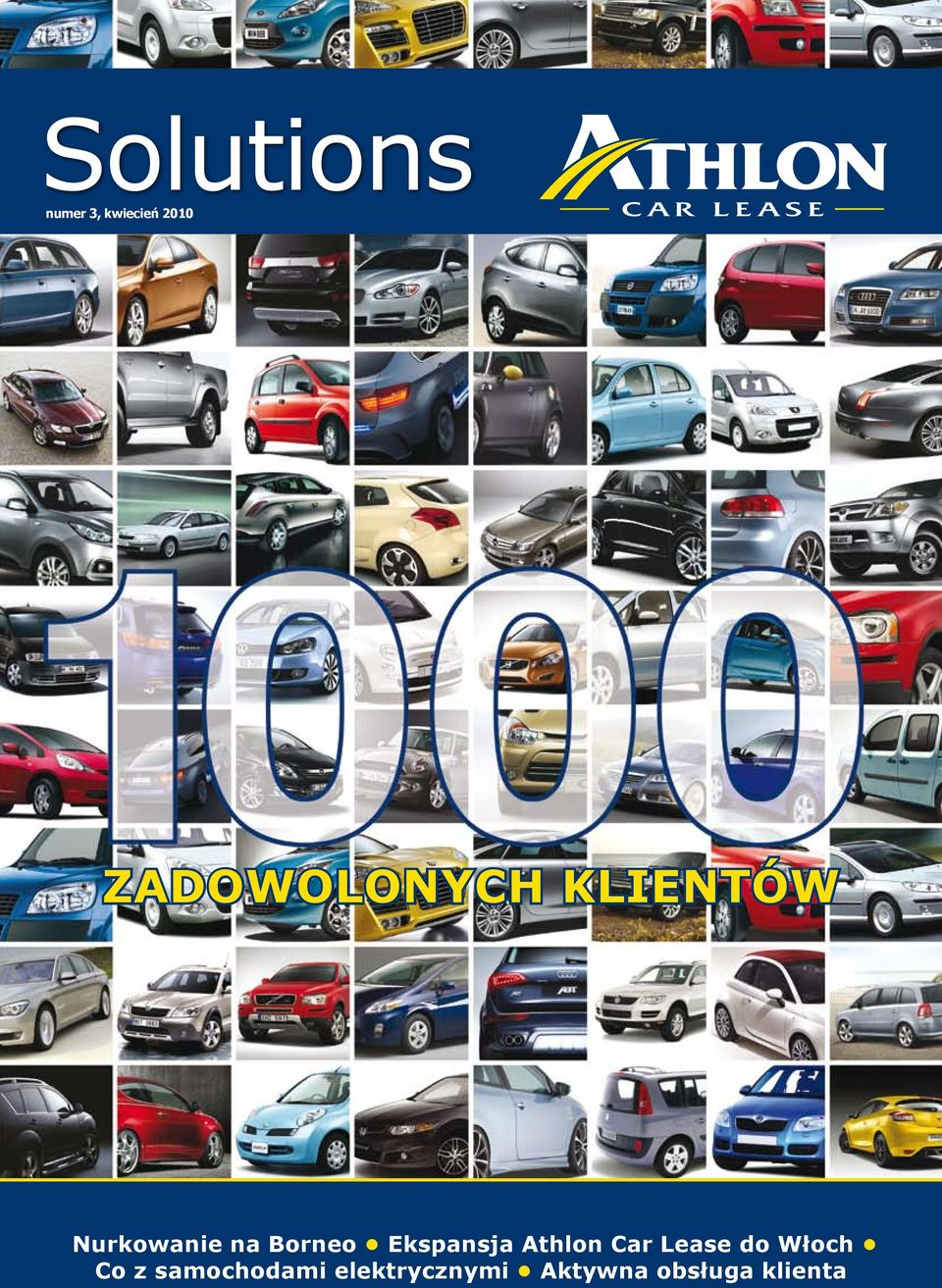 Ekspansja Athlon Car Lease do Włoch Co