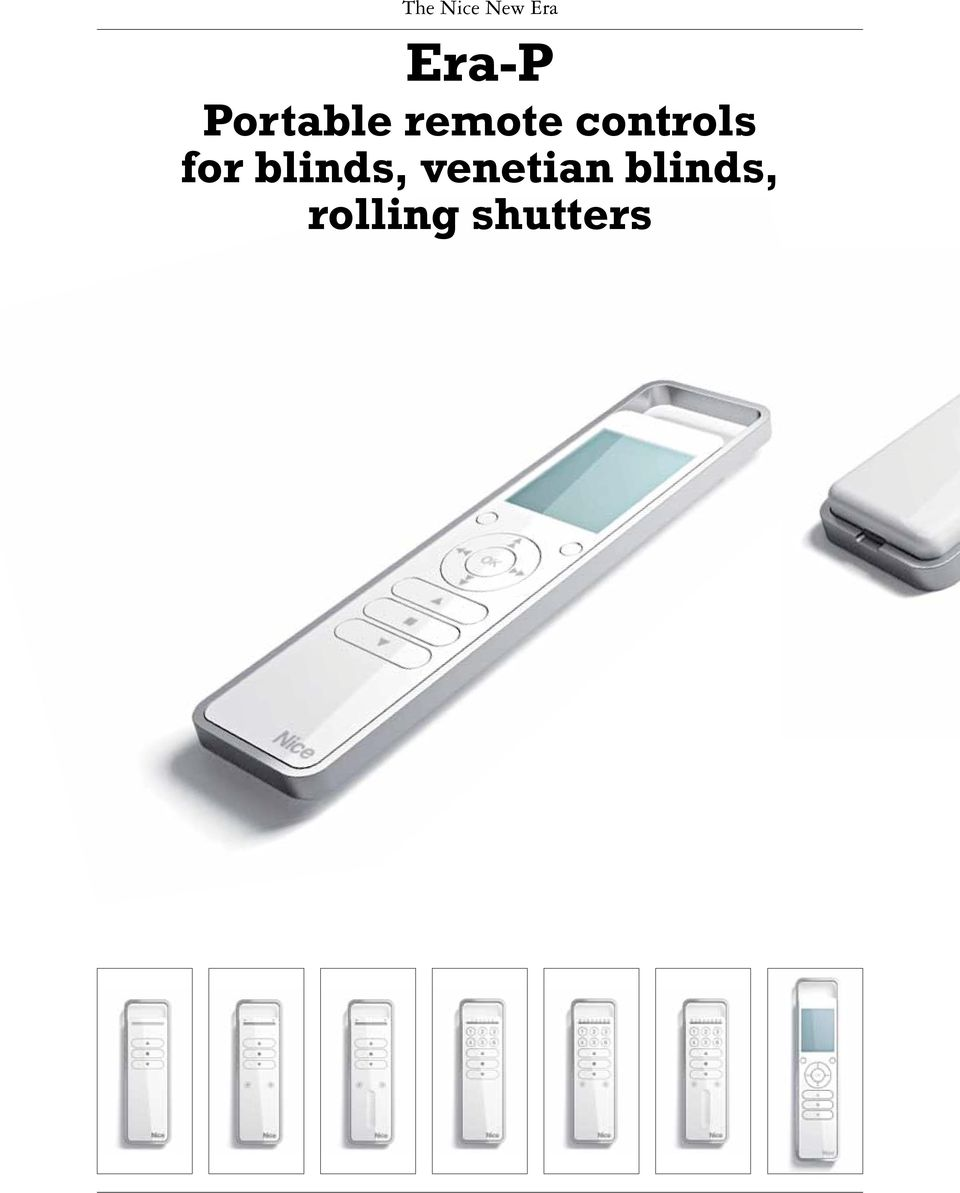 controls for blinds,