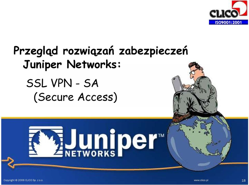 Networks: SSL VPN - SA