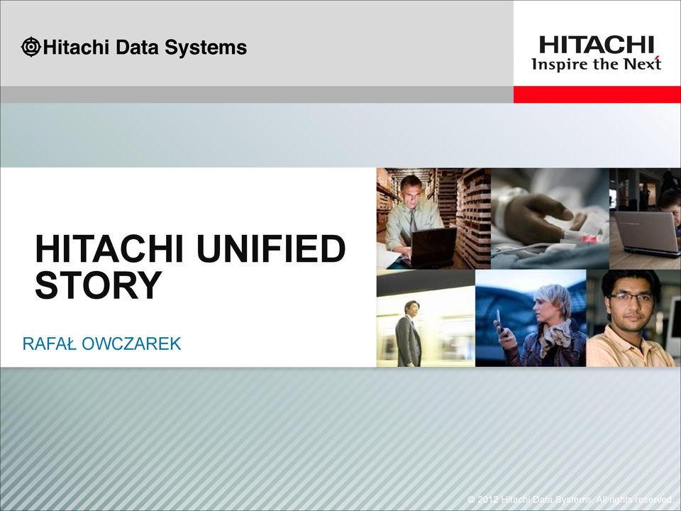 2012 Hitachi Data