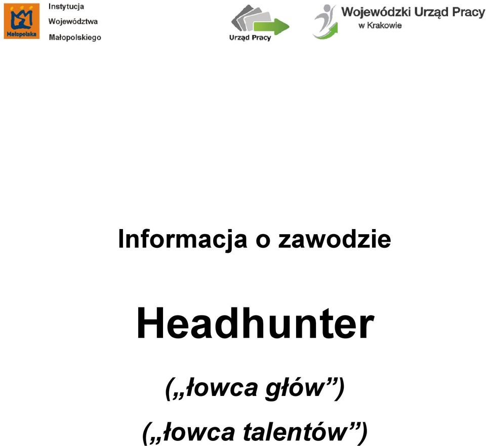 Headhunter (