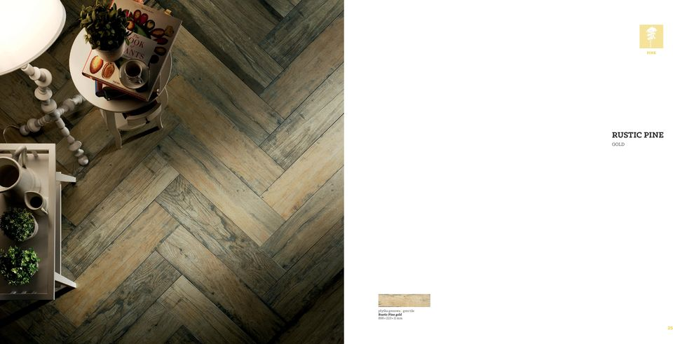 g res tile Rustic