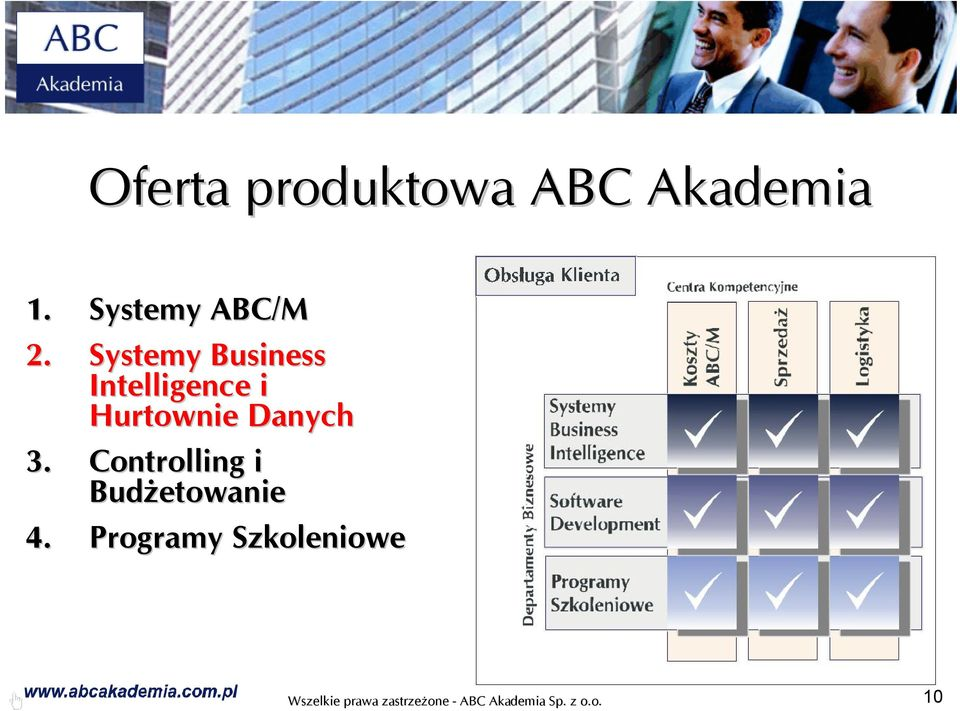 Systemy Business Intelligence i