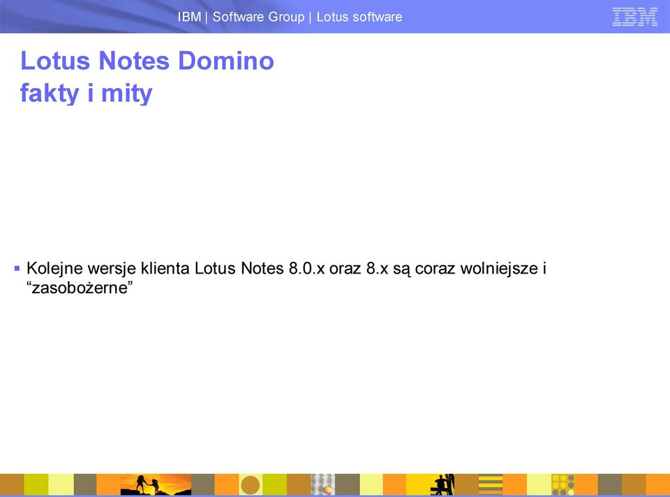 Lotus Notes 8.0.x oraz 8.