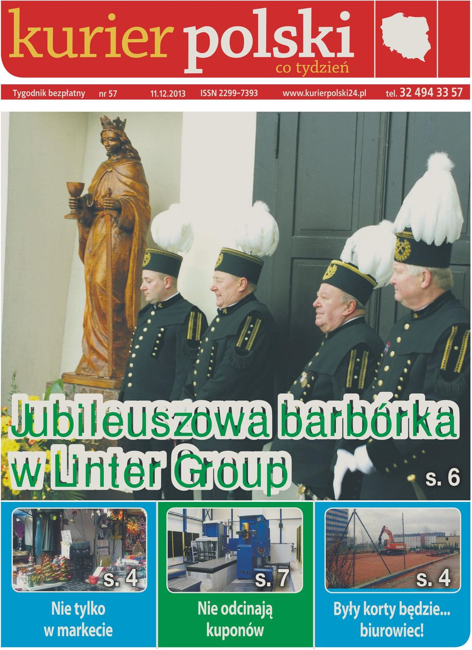 32 494 33 57 Jubileuszowa barbórka w Linter Group