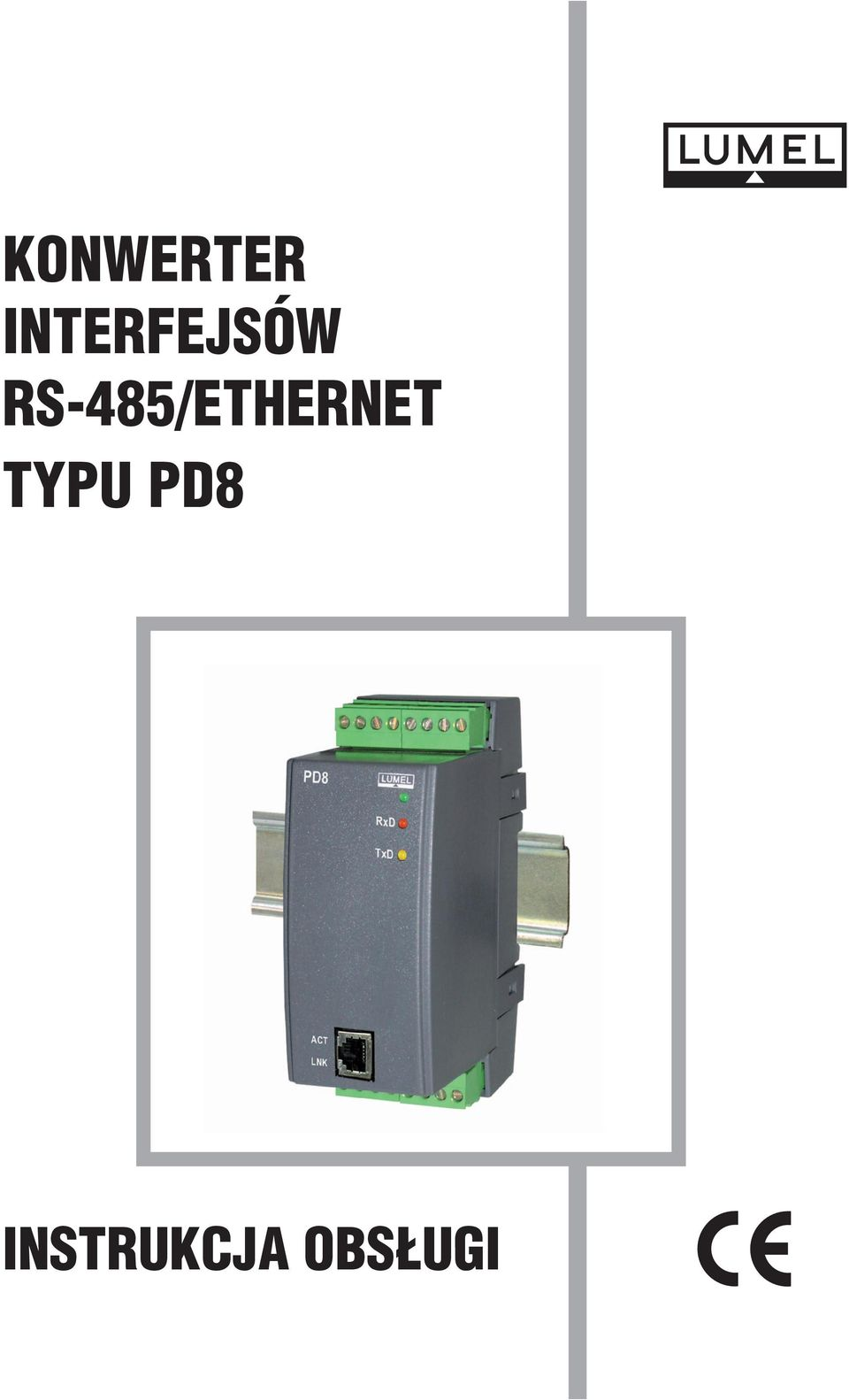 RS-485/ETHERNET