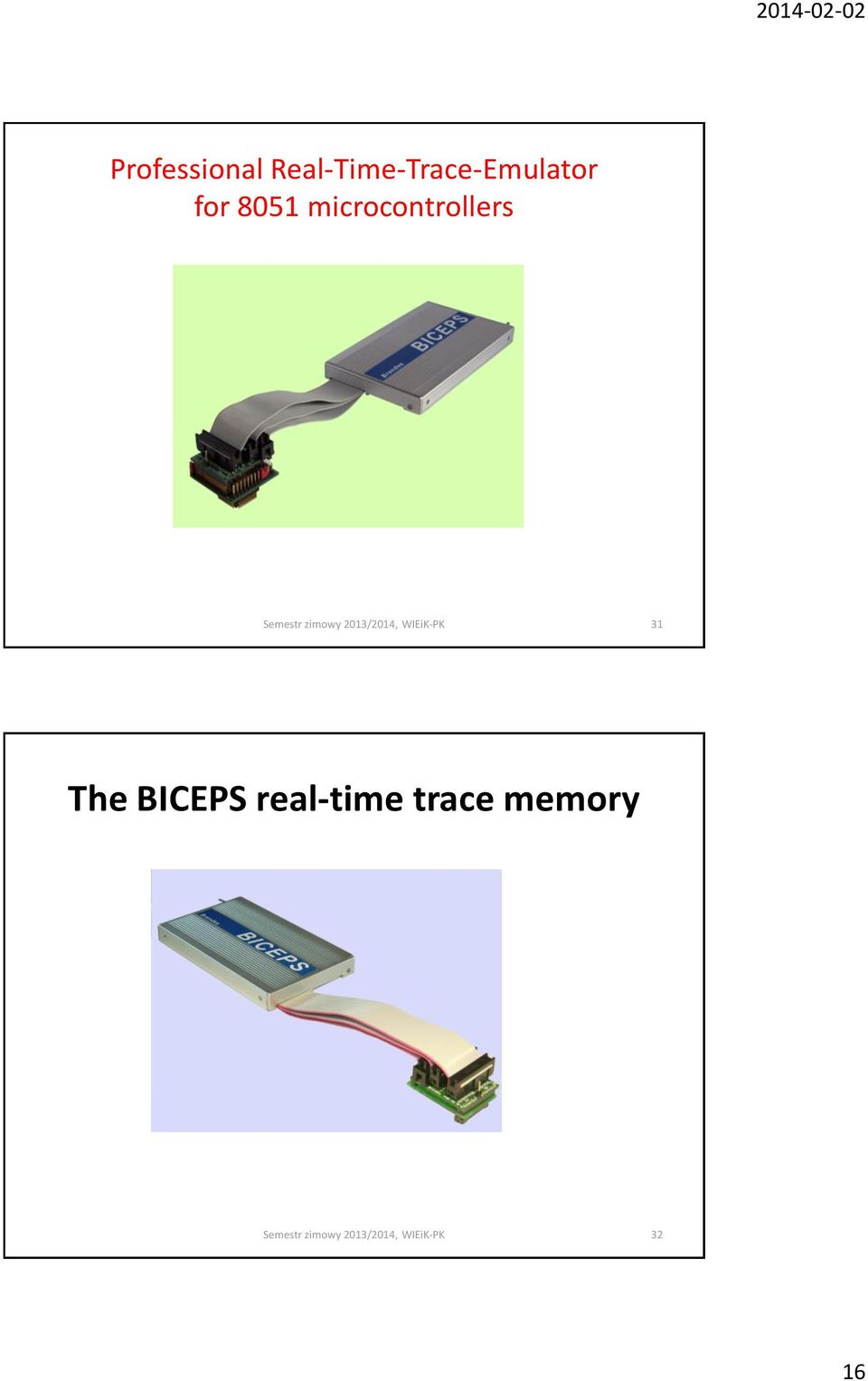 for 8051 microcontrollers