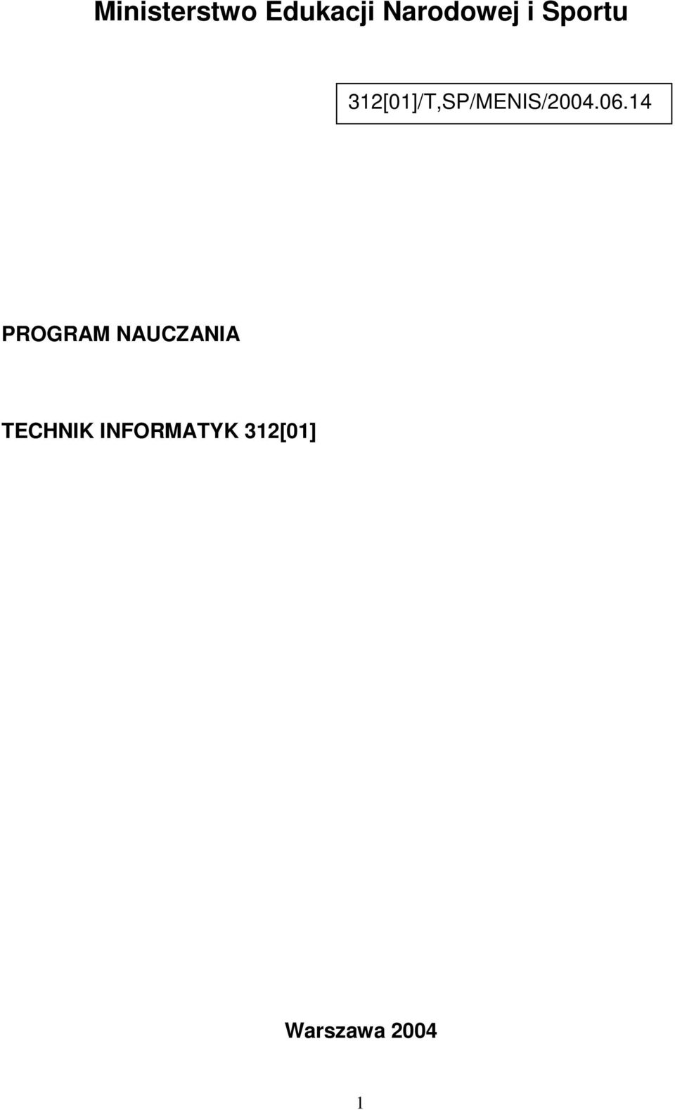 06.14 PROGRAM NAUCZANIA TECHNIK