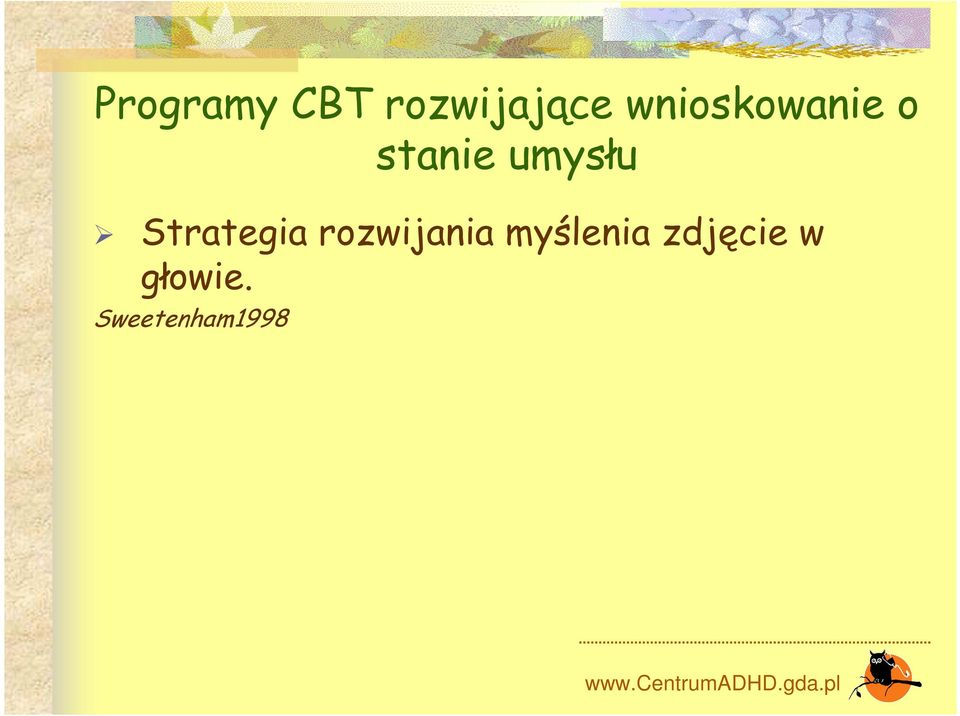 Strategia rozwijania