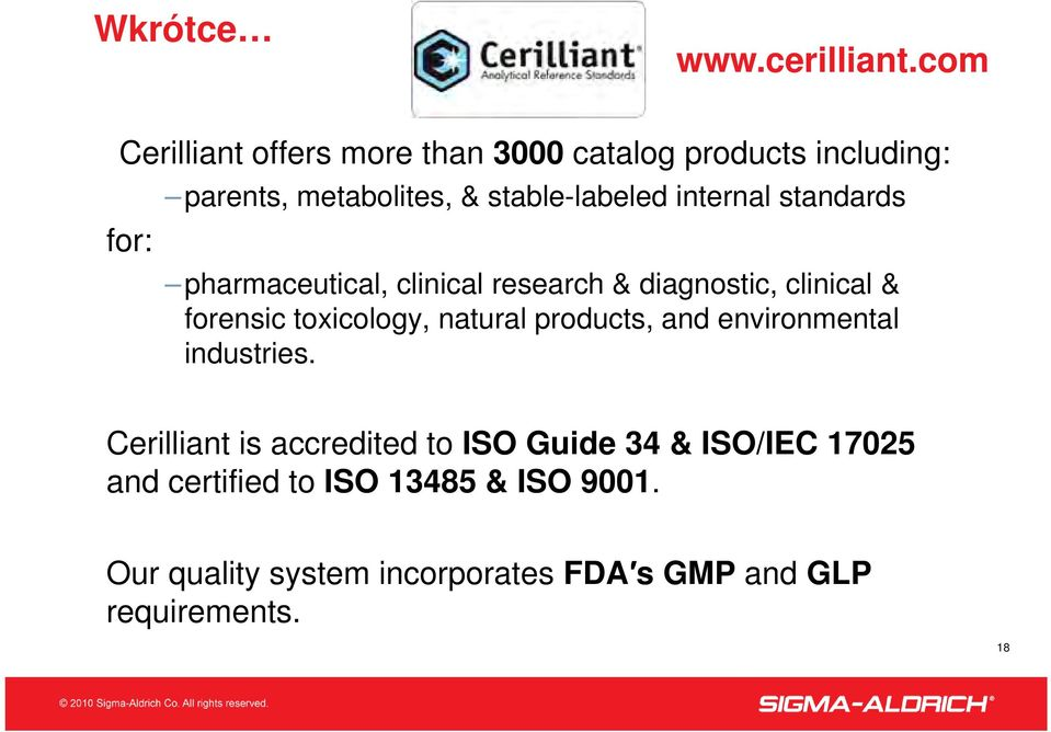 internal standards pharmaceutical, clinical research & diagnostic, clinical & forensic toxicology, natural