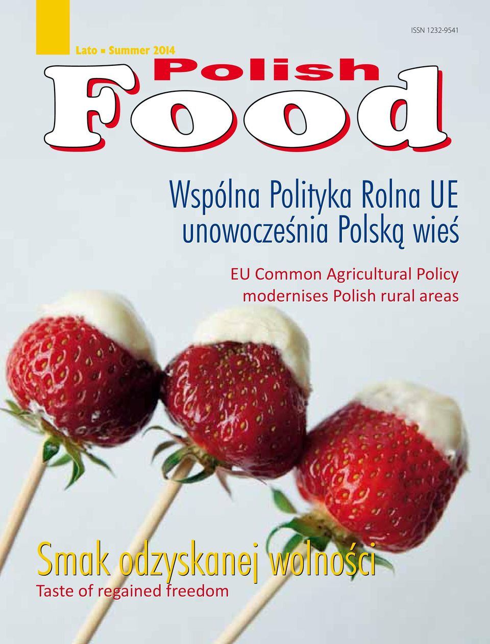 Agricultural Policy modernises Polish rural