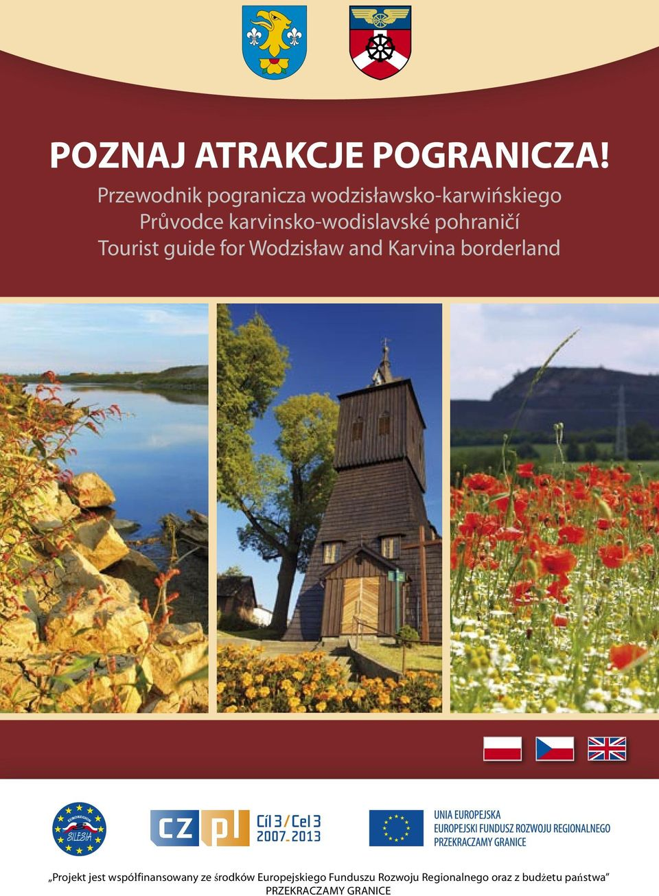 karvinsko-wodislavské pohraničí Tourist guide for Wodzisław and Karvina