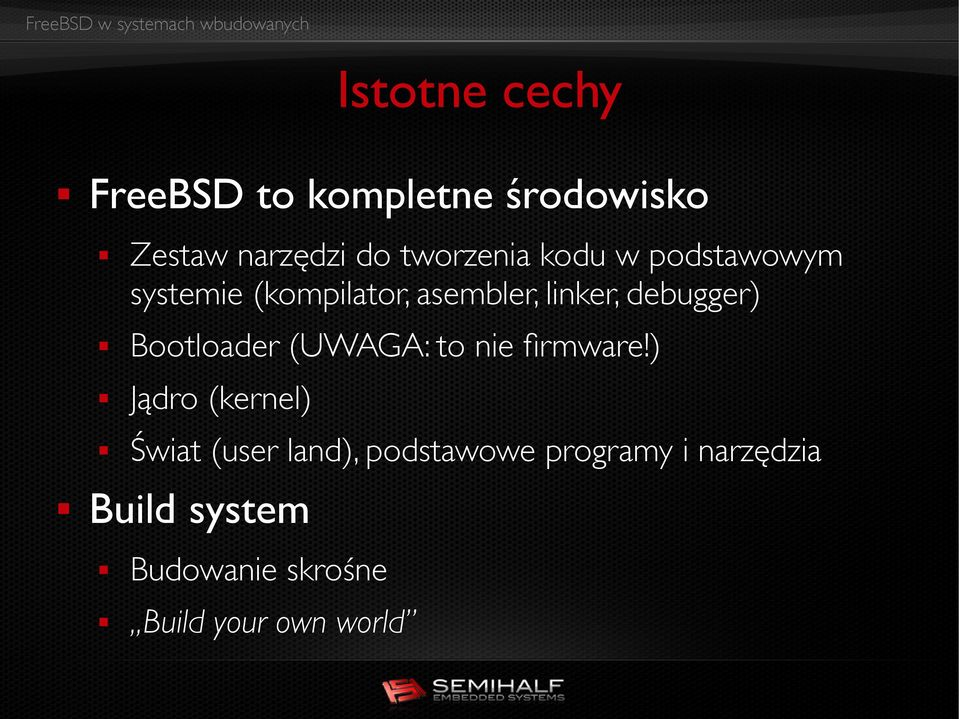 Bootloader (UWAGA: to nie frmware!